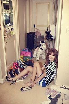 Choi Sooyoung - Nylon Magazine January Issue '15