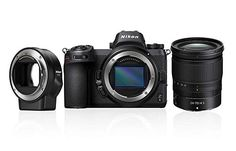 Nikon System Digitalkamera Kit mm S + FTZ Bajonettadapter Nikon, Perfect Model, Cmos Sensor, Camera Reviews, Slr Camera, Zoom Lens, Best Camera, Binoculars, Wi Fi