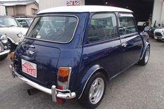 1997 ローバー・ミニ・クーパー MT > 145万8000円(税込)