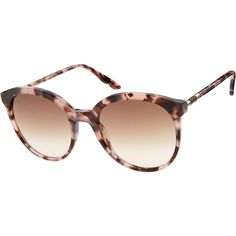 """Brian Atwood"" Purple Tortoiseshell Preppy Sunglasses - TK Maxx"