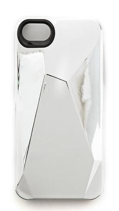 Marc by Marc Jacobs Metallic Faceted iPhone 5 Case   SHOPBOP on Keep. View it now.