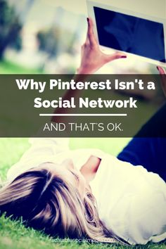 Why Pinterest Isn't a Social Network – And That's OK