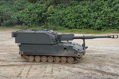 Primus 155 mm Self-Propelled Howitzer (Singapore)