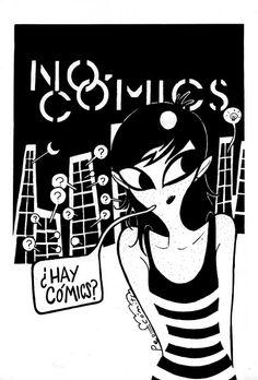 Comic Book Nigger: No Cómics