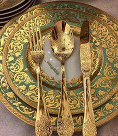 Oneida Community Morning Star Viande Grille Style Dinner