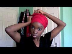 Headwrap.... Embracing the African Head Wrap (findingmilkylane.wordpress.com)