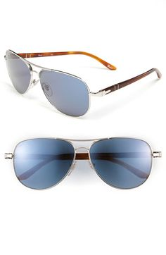 991c39f4e454 Persol Aviator Sunglasses available at Nordstrom Shades For Men