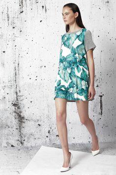 Cameo The Label | Second Song Dress | Oil Spill | Shop Now | FSHN BNKR |