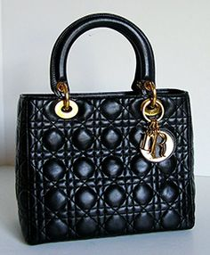 Quilted Leather: Dior