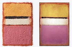 "From ""Mark Rice-Ko: An Edible Take on Rothko"" on The Kitchn"