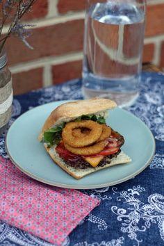 Fresh Recipes | Western Barbecue Veggie Burgers