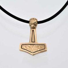 Vikingesmykker fra Sølvsmedene A og H Max Andersen Thor, Gold Necklace, Jewelry, Fashion, Moda, Jewels, Fashion Styles, Schmuck, Jewerly