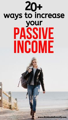 20 Passive Income Ideas and Ways To Make Extra Income - Finance tips, saving money, budgeting planner Passive Income Streams, Creating Passive Income, Earn Money Online, Online Jobs, Dividend Investing, Portfolio Examples, Extra Cash, Extra Money, Investing Money