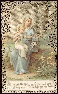 Divine Mother / Bouasse Lebel