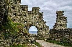 https://flic.kr/p/LkDES9 | Tintagel Castle, Cornwall