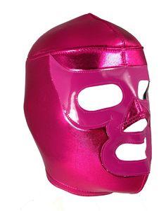 Lucha Libre Wrestling Mask