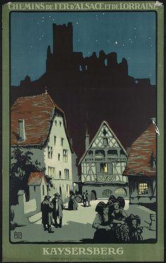 Kaysersberg by Boston Public Library, via Flickr