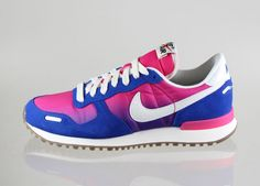 Nike wmns Air Vortex Vintage Fade (Hyper Blue / Sail - Pink Force - Pink Force)
