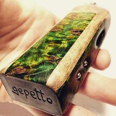 astounding verdant Gepetto mod