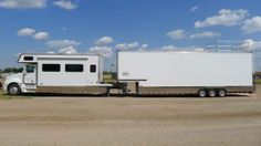 toterhome and trailer for sale - Google Search