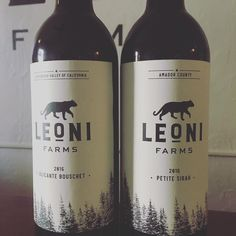 """25 Likes, 1 Comments - @leonifarms on Instagram: """"New Wines released today - Alicante and Petite Sirah - happy Open House - get em while they're hot…"""""""