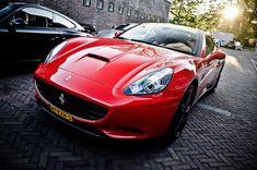 Comfortable Life — amazingcars: Ferrari California by D.LOS on... #FerrariCalifornia