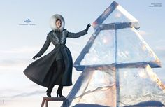 Hermes/FW0910-Ad Campaign : Fascination