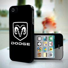 10246 Dodge Hemi Car Logo - iPhone 4/4s Case | toko6 - Accessories on ArtFire