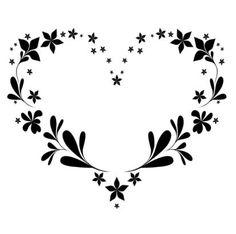 heart tattoos for girls   Hip Tattoos for Girls