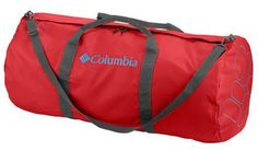 Columbia Barrelhead Duffel Bag (Hot Rod, X-Large) by Columbia. $23.77. A rugged load hauler built with compressible, waterproof Tarmaq for when gear just needs to get handled.