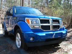 Own a new car. Dodge nitro.