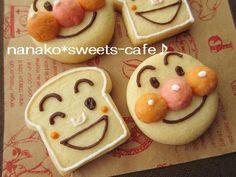 アンパンマン・食パンマンクッキー| ウーマンエキサイト みんなの投稿
