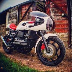 Bmw K100rs Cafe Racer | eBay