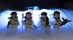 Ghostbusters Lego!