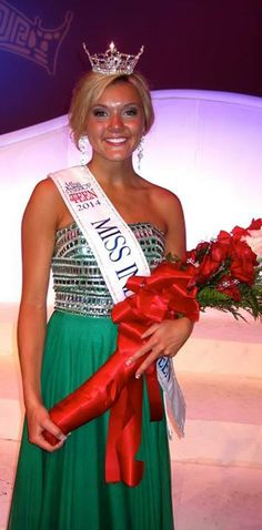 Hall Miss America Outstanding Teen 41
