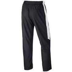 Tute Abbigliamento fitness,Danza - Tuta in tela uomo bianco-nero NIKE - Abbigliamento Palestra