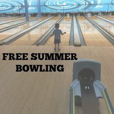 Free Summer Bowling | Macaroni Kid