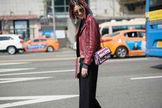 Seoul Fashion Week FW16: Street Style   Highsnobiety