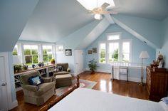 traditional bedroom by Modern Yankee Builders