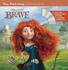 Brave Read-Along Storybook and CD by Disney Book Group https://www.amazon.com/dp/1423137701/ref=cm_sw_r_pi_dp_x_xa37zb1TJ2BAB