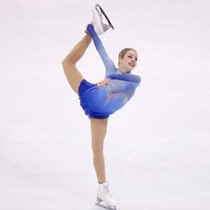 """""""I think it's really been my grit and my competitive attitude that's helped me achieve a lot in life, but especially in sports."""" - Gracie Gold"""