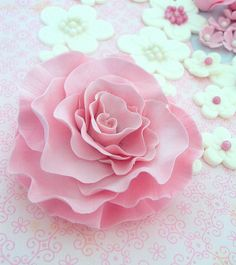 Vintage Sugar Flowers#Repin By:Pinterest++ for iPad#