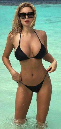 New in Bikinis Bikini Babes, Sexy Bikini, Bikini Modells, Black Bikini, Mädchen In Bikinis, Cute Bikinis, Jenifer Aniston, All Jeans, Beach Girls