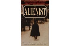 The Alienist by Caleb Carr - An 1896 psychological thriller set in downtown Manhattan, featuring cameos from NY notables like Theodore Roosevelt and J.P. Morgan. $11