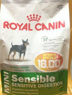 Mangime Specifico Completo pe Cani adulti  Piccola Taglia Sensible Royal Canin