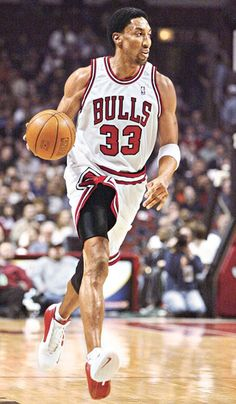 Happy birthday to Scottie Pippen! 49th birthday! Number 33! September 25!