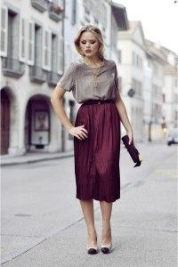 A loose and classy appeal