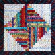 Summer Logs - Needle Delights Originals are Counted Needlepoint Designs from Kathy Rees