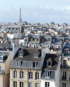 Paris is Always a good idea ! Good morning by clangart Romantic Paris, Beautiful Paris, Beautiful Castles, Paris In May, Paris In Spring, Paris France, Europe Street, Paris Rooftops, Grand Paris