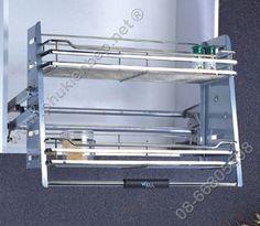 Kệ úp chén đĩa tủ bếp trên - PK258